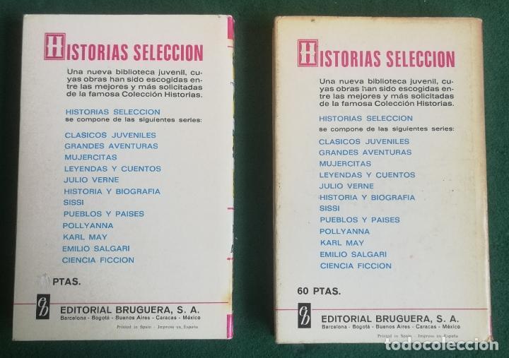 Tebeos: HISTORIAS SELECCIÓN - SERIE CLÁSICOS JUVENILES COMPLETA (34) - MOBY DICK DON QUIJOTE GUILLERMO TELL - Foto 31 - 183779373
