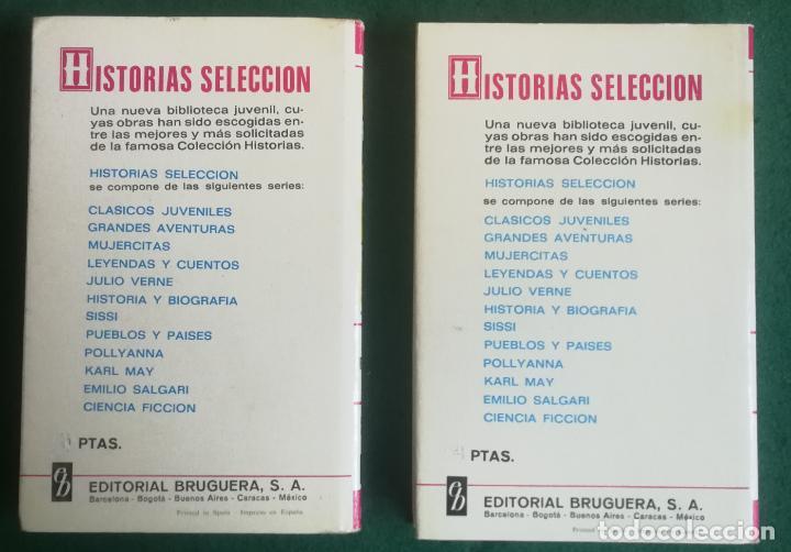 Tebeos: HISTORIAS SELECCIÓN - SERIE CLÁSICOS JUVENILES COMPLETA (34) - MOBY DICK DON QUIJOTE GUILLERMO TELL - Foto 33 - 183779373