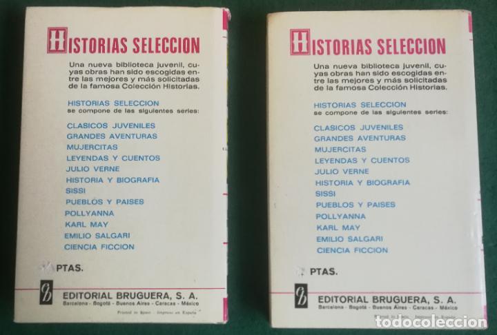 Tebeos: HISTORIAS SELECCIÓN - SERIE CLÁSICOS JUVENILES COMPLETA (34) - MOBY DICK DON QUIJOTE GUILLERMO TELL - Foto 35 - 183779373