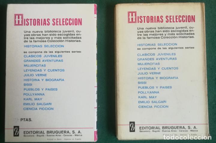 Tebeos: HISTORIAS SELECCIÓN - SERIE CLÁSICOS JUVENILES COMPLETA (34) - MOBY DICK DON QUIJOTE GUILLERMO TELL - Foto 37 - 183779373