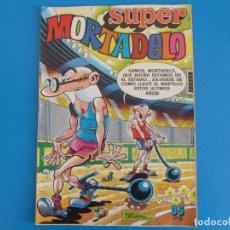 Tebeos: COMIC DE SUPER MORTADELO AÑO 1978 Nº EXTRA DE BRUGUERA LOTE 16. Lote 184527092