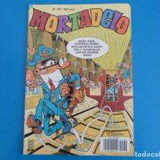 BDs: COMIC DE MORTADELO AÑO 1987 Nº 179 DE BRUGUERA LOTE 16. Lote 184528015