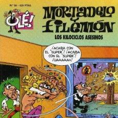 Tebeos: MORTADELO Y FILEMON. Lote 184680185