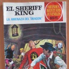 Tebeos: EL SHERIFF KING LA AMENAZA DEL DRAGON Nº 4. Lote 184870967