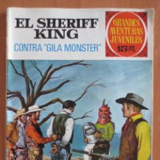 Tebeos: EL SHERIFF KING CONTRA GILA MONSTER Nº 24. Lote 184871682