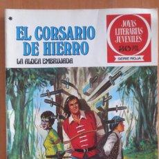 Tebeos: EL CORSARIO DE HIERRO LA ALDEA EMBRUJADA Nº 40. Lote 184873602