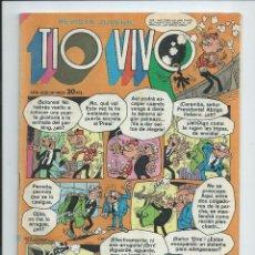 Tebeos: TIO VIVO (2ª EPOCA) , Nº 1003 (MAYO 1980). ED. BRUGUERA. BUEN ESTADO. Lote 184876815