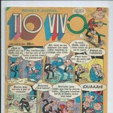 Tebeos: TIO VIVO (2ª EPOCA) , Nº 1024 (OCTUBRE 1980). ED. BRUGUERA. BUEN ESTADO. Lote 184877015