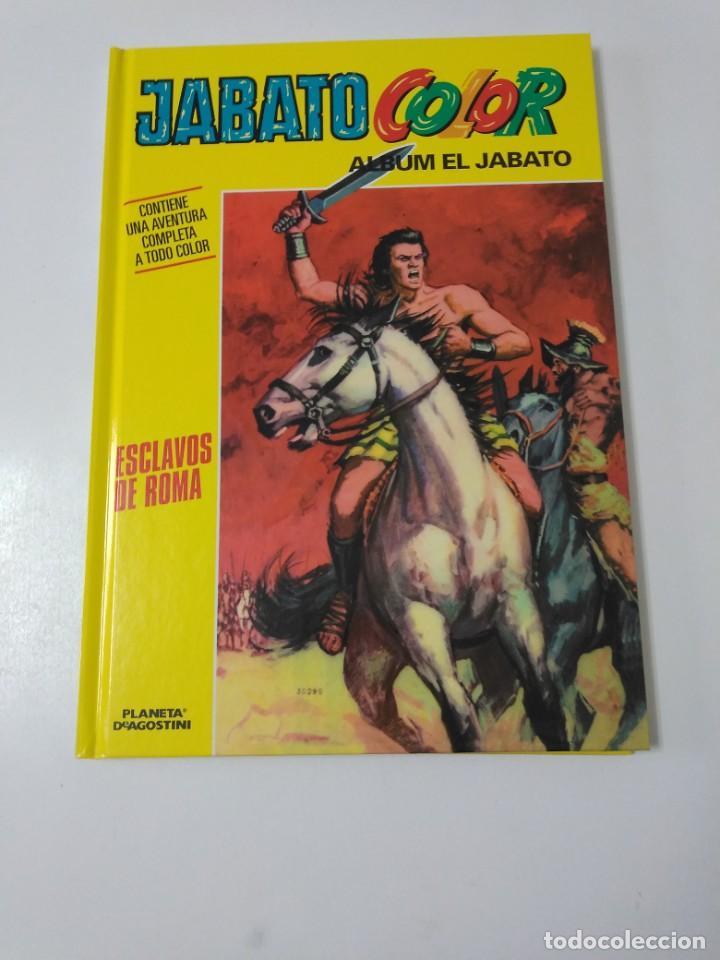 EL JABATO COLOR NÚMERO 1 EDITORIAL PLANETA EDICIÓN 2010 (Tebeos y Comics - Bruguera - Jabato)