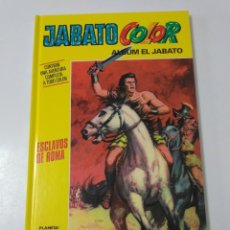 Tebeos: EL JABATO COLOR NÚMERO 1 EDITORIAL PLANETA EDICIÓN 2010. Lote 185697048
