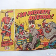 Tebeos: CAPITAN TRUENO AMARILLO Nº 23 ORIGINAL. Lote 185708906