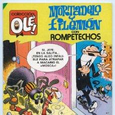 Tebeos: COLECCIÓN OLÉ! - MORTADELO Y FILEMÓN - ED. BRUGUERA - Nº 274 - 1ª EDICIÓN - 1983. Lote 185716982