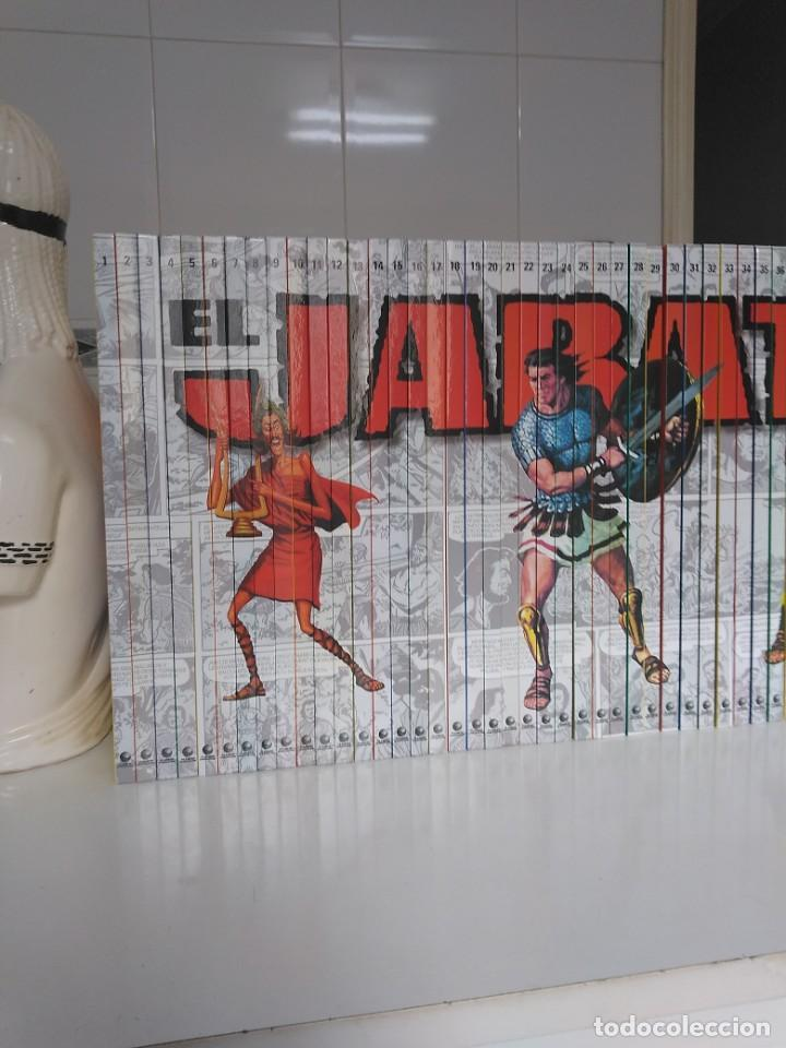 Tebeos: Colección El Jabato Editorial Planeta Edición 2010, 53 tomos - Foto 2 - 185953405