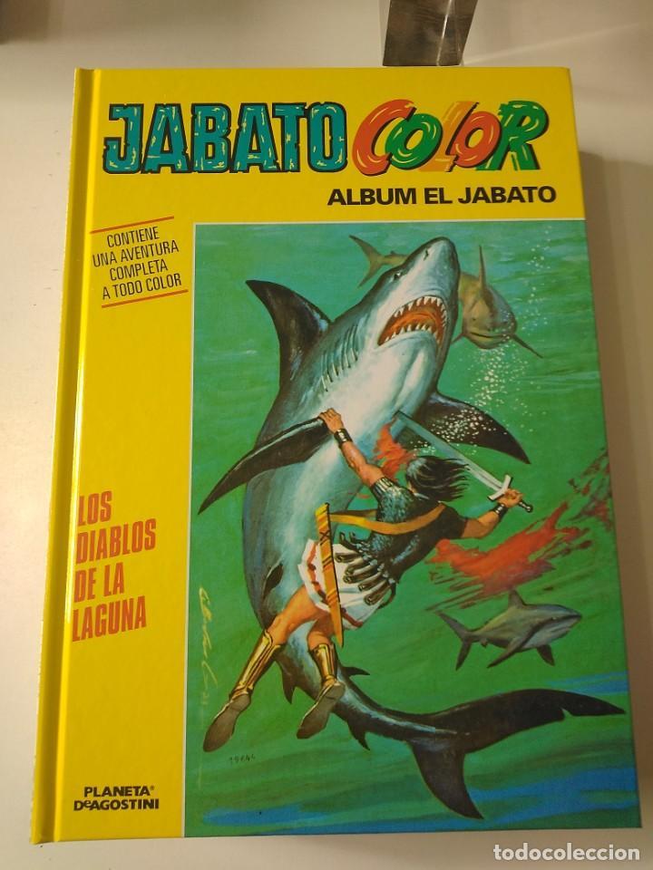 Tebeos: Colección El Jabato Editorial Planeta Edición 2010, 53 tomos - Foto 5 - 185953405