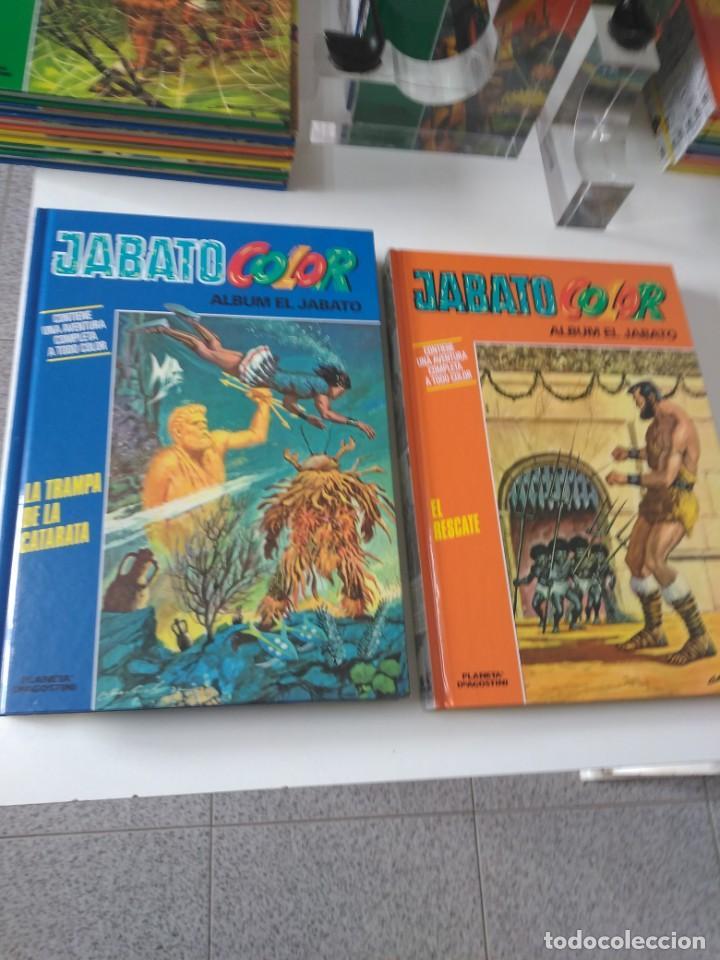Tebeos: Colección El Jabato Editorial Planeta Edición 2010, 53 tomos - Foto 7 - 185953405