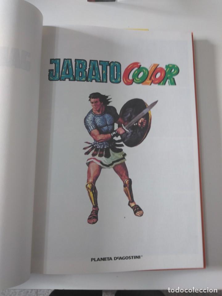 Tebeos: Colección El Jabato Editorial Planeta Edición 2010, 53 tomos - Foto 8 - 185953405
