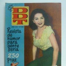 Tebeos: EL DDT. REVISTA DE HUMOR PARA GENTE SERIA. Nº 378. Lote 185962287