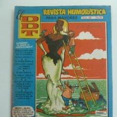 Tebeos: EL DDT. REVISTA HUMORÍSTICA PARA MAYORES. Nº 348. Lote 185962896