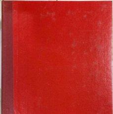 Tebeos: JABATO. COLOR. 16 NUMEROS ENCUADERNADOS. Nº 109 AL 124. EDITORIAL BRUGUERA. BARCELONA, 1972. LEER. . Lote 185967465
