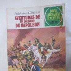 Tebeos: AVENTURAS DE UN SOLDADO DE NAPOLEON, Nº 15, JOYAS LITERARIAS JUVENILES, SERIE VERDE 1979. Lote 185985878