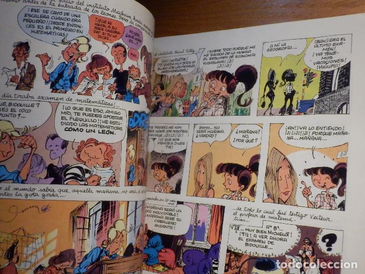 Tebeos: TEBEO - COMIC - Mas madera! La revista del parado Ligth - Nº 2 - Bruguera - Foto 3 - 186033832
