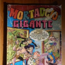 Tebeos: MORTADELO GIGANTE - Nº 9. 60 PTS. 1976. . Lote 186033866