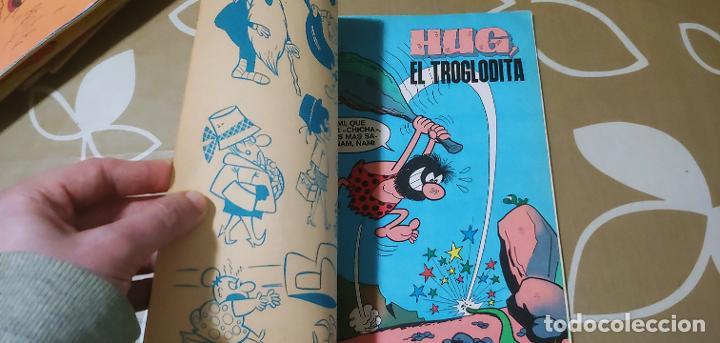 Tebeos: Colección Olé nº 61 Hug el Troglodita Gosset 1ª edición nº lomo Bruguera 1972 muy difícil - Foto 8 - 186056517