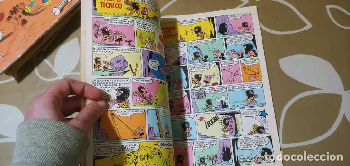 Tebeos: Colección Olé nº 61 Hug el Troglodita Gosset 1ª edición nº lomo Bruguera 1972 muy difícil - Foto 10 - 186056517