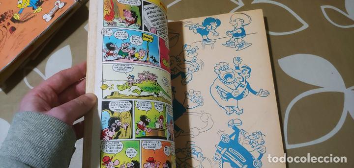Tebeos: Colección Olé nº 61 Hug el Troglodita Gosset 1ª edición nº lomo Bruguera 1972 muy difícil - Foto 12 - 186056517