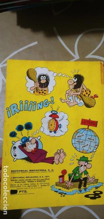 Tebeos: Colección Olé nº 61 Hug el Troglodita Gosset 1ª edición nº lomo Bruguera 1972 muy difícil - Foto 13 - 186056517
