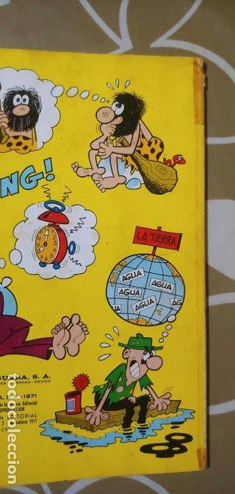 Tebeos: Colección Olé nº 61 Hug el Troglodita Gosset 1ª edición nº lomo Bruguera 1972 muy difícil - Foto 14 - 186056517