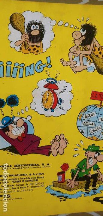 Tebeos: Colección Olé nº 61 Hug el Troglodita Gosset 1ª edición nº lomo Bruguera 1972 muy difícil - Foto 16 - 186056517