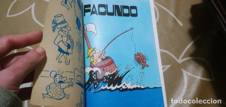 Tebeos: Colección Olé nº 37 Facundo por vocación trotamundos Gosset 1ª edición nº lomo Bruguera 1971 MBE - Foto 7 - 186057267