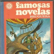 Tebeos: FAMOSAS NOVELAS BRUGUERA VOLUMEN V. Lote 186075528