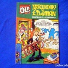 Tebeos: COMIC MORTADELO Y FILEMON Nº 87 2º EDICION 1991 CHAPEAU EL ESMIRRIAU. Lote 186081866