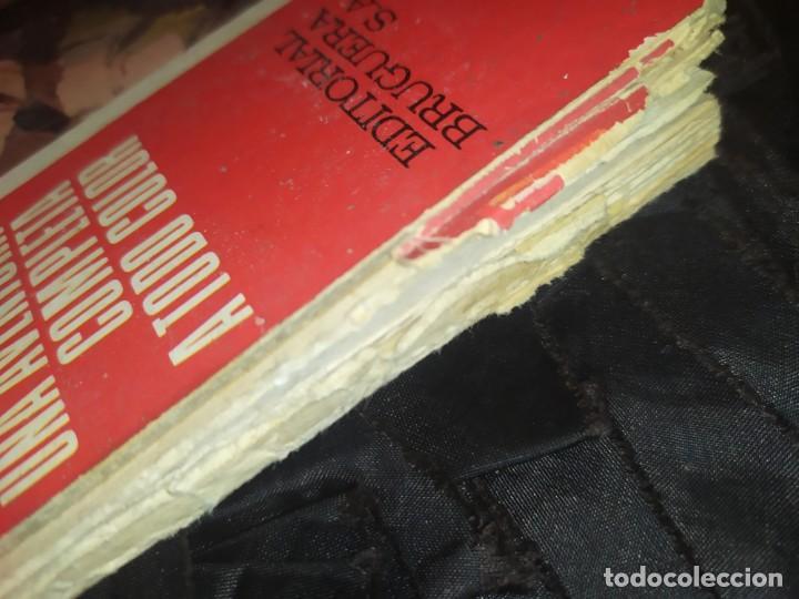 Tebeos: 1970 JABATO COLOR EXTRA ALBUM ROJO BRUGUERA Nº 5 LOS SICARIOS DE KIRO - Foto 13 - 186154615