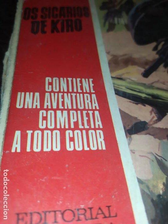 Tebeos: 1970 JABATO COLOR EXTRA ALBUM ROJO BRUGUERA Nº 5 LOS SICARIOS DE KIRO - Foto 15 - 186154615