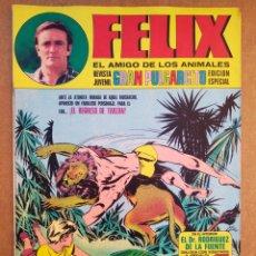 Tebeos: FÉLIX EL AMIGO DE LOS ANIMALES. REVISTA GRAN PULGARCITO EDICIÓN ESPECIAL N°83 (BRUGUERA, 1970).. Lote 186158626