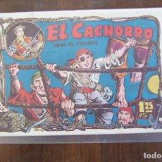 Tebeos: BRUGUERA,- EL CACHORRO Nº 62. Lote 186219768