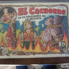 Tebeos: BRUGUERA,- EL CACHORRO Nº 86. Lote 186219896