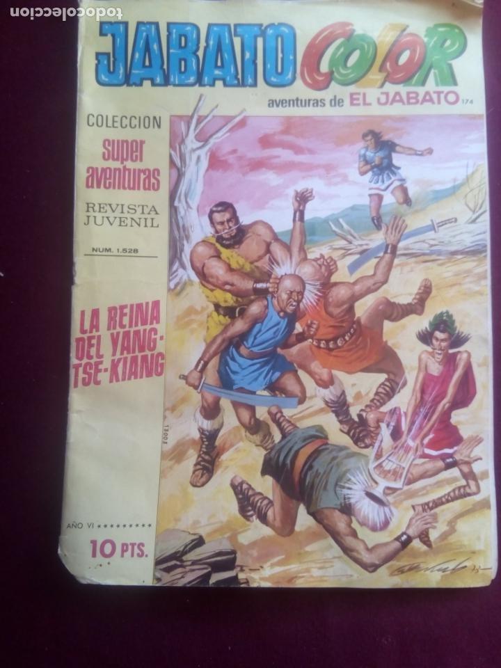 JABATO COLOR (Tebeos y Comics - Bruguera - Jabato)