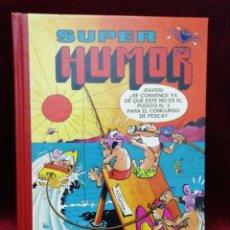 Tebeos: SUPER HUMOR. VOLUMEN 57. AÑO 1988. Lote 186286562