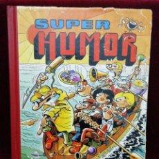 Tebeos: SUPER HUMOR. VOLUMEN XXXII. AÑO 1986. Lote 186287243