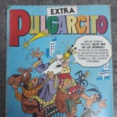 Tebeos: COMIC EXTRA PULGARCITO N°46 ENERO DE 1984. Lote 186298158