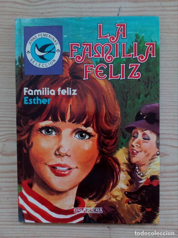 JOYAS FEMENINAS SELECCION 13 - LA FAMILIA FELIZ - ESTHER - 1985 (Tebeos y Comics - Bruguera - Esther)