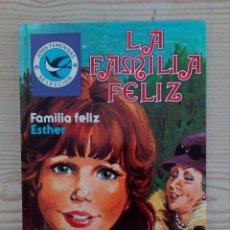 Tebeos: JOYAS FEMENINAS SELECCION 13 - LA FAMILIA FELIZ - ESTHER - 1985. Lote 186312370
