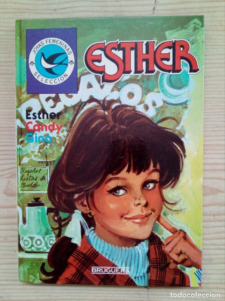 JOYAS FEMENINAS SELECCION 5 - ESTHER - CANDY - GINA - 1985 (Tebeos y Comics - Bruguera - Esther)