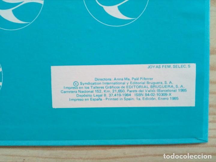 Tebeos: Joyas Femeninas Seleccion 5 - Esther - Candy - Gina - 1985 - Foto 4 - 186312597
