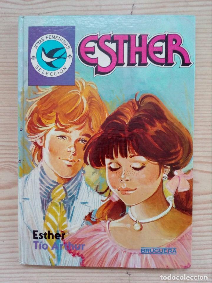 JOYAS FEMENINAS SELECCION 9 - ESTHER - TIO ARTHUR - 1985 (Tebeos y Comics - Bruguera - Esther)