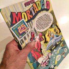 Tebeos: REVISTA DE CÓMICS SUPER MORTADELO, 25 ANIVERSARIO, Nº 164, EDITORIAL BRUGUERA, AÑO 1983. Lote 186360396